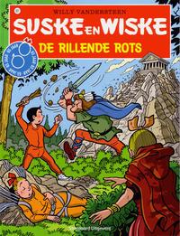 Cover Thumbnail for Suske en Wiske (Standaard Uitgeverij, 1967 series) #307 - De rillende rots