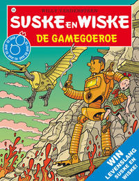 Cover Thumbnail for Suske en Wiske (Standaard Uitgeverij, 1967 series) #308 - De gamegoeroe