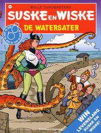 Cover Thumbnail for Suske en Wiske (Standaard Uitgeverij, 1967 series) #309 - De watersater