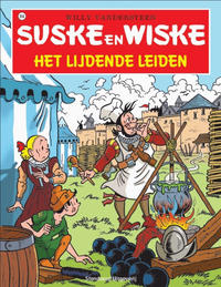 Cover Thumbnail for Suske en Wiske (Standaard Uitgeverij, 1967 series) #314 - Het lijdende Leiden