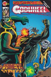 Cover Thumbnail for Godwheel (Malibu, 1995 series) #2