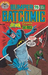 Cover Thumbnail for Bumper Batcomic (K. G. Murray, 1976 series) #16