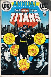 Cover Thumbnail for The New Teen Titans Annual (Federal, 1984 ? series) #[nn]