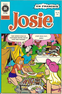 Cover Thumbnail for Josie (Editions Héritage, 1974 series) #16