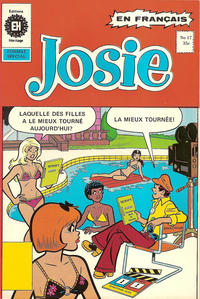 Cover Thumbnail for Josie (Editions Héritage, 1974 series) #17