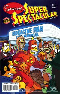 Cover Thumbnail for Bongo Comics Presents Simpsons Super Spectacular (Bongo, 2005 series) #14