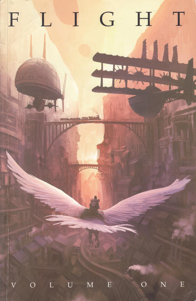 Cover for Flight (Random House, 2006 series) #1