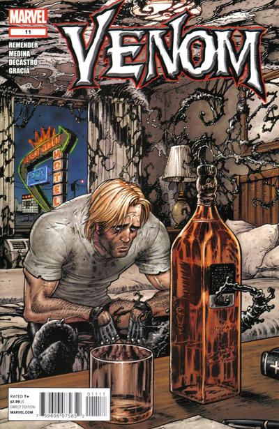 Cover for Venom (Marvel, 2011 series) #11 [Direct Edition]