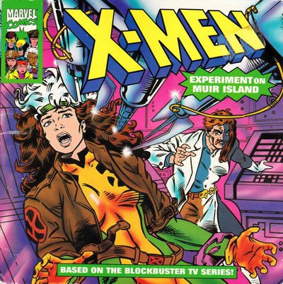Cover for X-Men: Experiment on Muir Island (Random House, 1994 series)