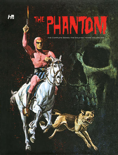 Cover for The Phantom: The Complete Series: The Gold Key Years (Hermes Press, 2011 series) #1