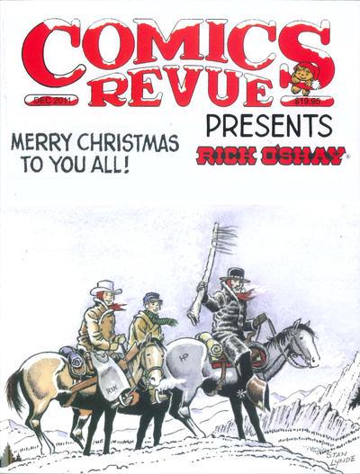 Cover for Comics Revue (Manuscript Press, 1985 series) #307-308