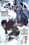 Cover for Batgirl (DC, 2011 series) #5 [Direct]