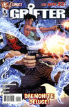 Cover for Grifter (DC, 2011 series) #5