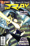 Cover for The Ray (DC, 2012 series) #2