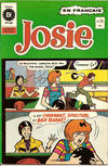 Cover for Josie (Editions Héritage, 1974 series) #20