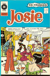 Cover for Josie (Editions Héritage, 1974 series) #21
