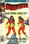 Cover for Spider-Woman (Marvel, 1978 series) #25 [Newsstand]