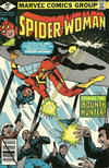 Cover for Spider-Woman (Marvel, 1978 series) #21 [Direct]
