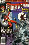 Cover for Spider-Woman (Marvel, 1978 series) #19 [Newsstand]