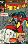 Cover for Spider-Woman (Marvel, 1978 series) #26 [Direct]