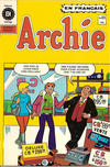 Cover for Archie (Editions Héritage, 1971 series) #69