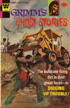 Cover for Grimm's Ghost Stories (Western, 1972 series) #33 [Whitman]