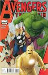 Cover for Avengers: The Origin (Marvel, 2010 series) #5