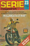 Cover for Seriemagasinet (Semic, 1970 series) #23/1980