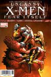 Cover for Los Increíbles Hombres X, Uncanny X-Men (Editorial Televisa, 2009 series) #34