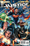 Cover for Justice League (DC, 2011 series) #4 [Andy Kubert Cover]