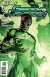 Cover for Green Lantern (DC, 2011 series) #2 [David Finch / Richard Friend Cover]