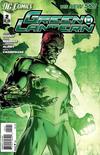 Cover Thumbnail for Green Lantern (2011 series) #2 [David Finch / Richard Friend Cover]
