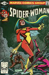 Cover for Spider-Woman (Marvel, 1978 series) #36 [Direct]