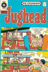 Cover for Jughead (Editions Héritage, 1972 series) #47