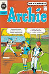 Cover for Archie (Editions Héritage, 1971 series) #55