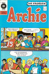 Cover for Archie (Editions Héritage, 1971 series) #49