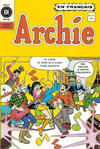 Cover for Archie (Editions Héritage, 1971 series) #57