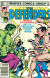 Cover for The Defenders (Marvel, 1972 series) #119 [Newsstand]