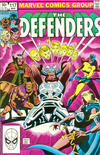 Cover for The Defenders (Marvel, 1972 series) #117 [Direct]