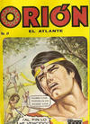 Cover for Orion El Atlante (Editora Cinco, 1974 series) #9