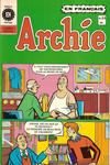 Cover for Archie (Editions Héritage, 1971 series) #64