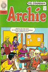 Cover for Archie (Editions Héritage, 1971 series) #60