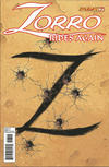 Cover for Zorro Rides Again (Dynamite Entertainment, 2011 series) #7