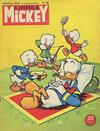 Cover for Le Journal de Mickey (Disney Hachette Presse, 1952 series) #166