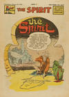 Cover for The Spirit (Register and Tribune Syndicate, 1940 series) #2/26/1950