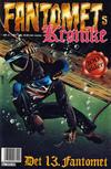 Cover for Fantomets krønike (Semic, 1989 series) #2/1991