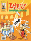 Cover Thumbnail for Asterix (1969 series) #11 - Asterix som gladiator [6. opplag]