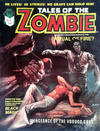Cover for Tales of the Zombie (Yaffa / Page, 1979 series) #3