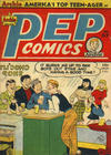 Cover for Pep Comics (Bell Features, 1948 series) #67