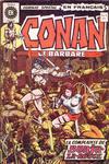 Cover for Conan le Barbare (Editions Héritage, 1972 series) #9